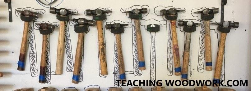 Class Hammer Storage