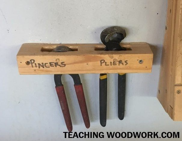 Class Pincers Pliers Storage