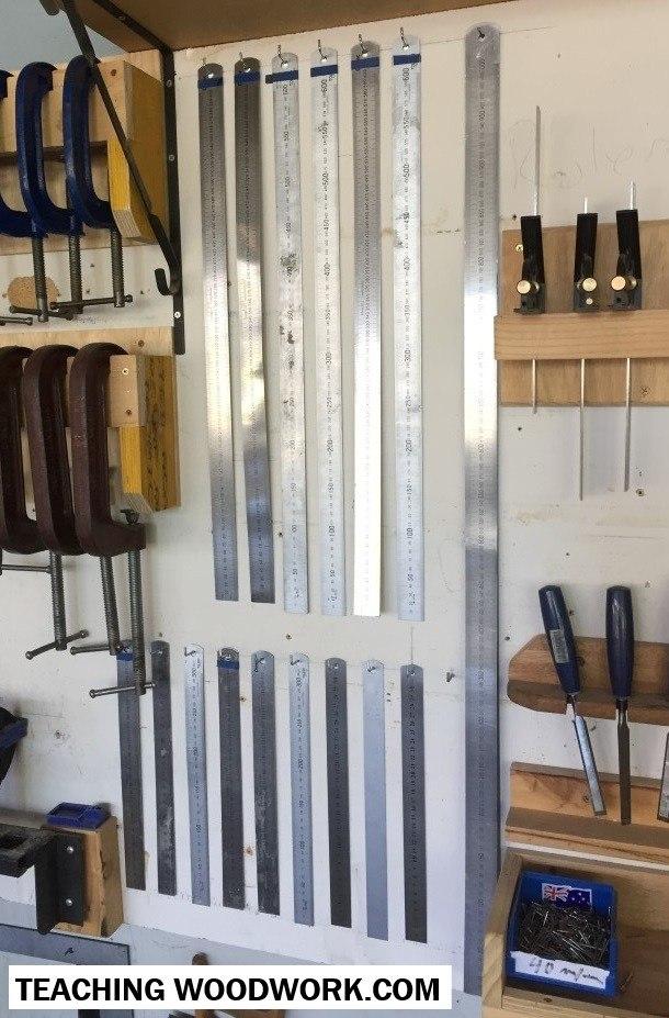 Class Ruler Storage