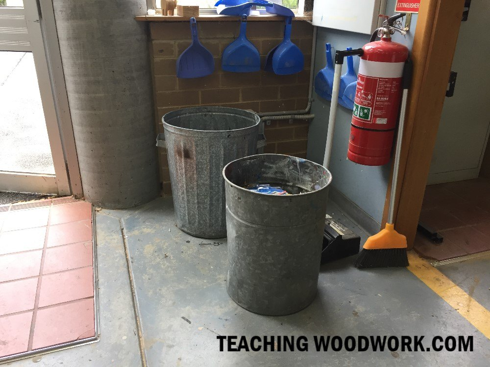 Bins in Workshop