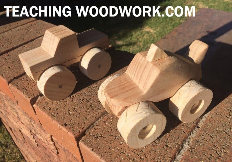 Father Son Projects To Build Teaching Woodwork Com